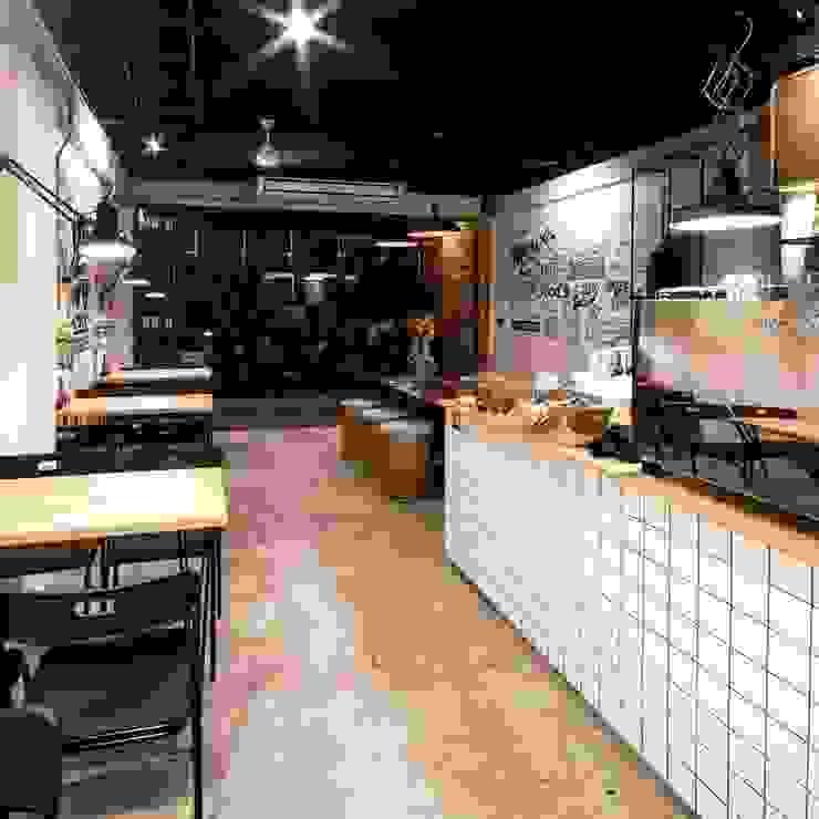 MERGE CAFE โดย At-siri