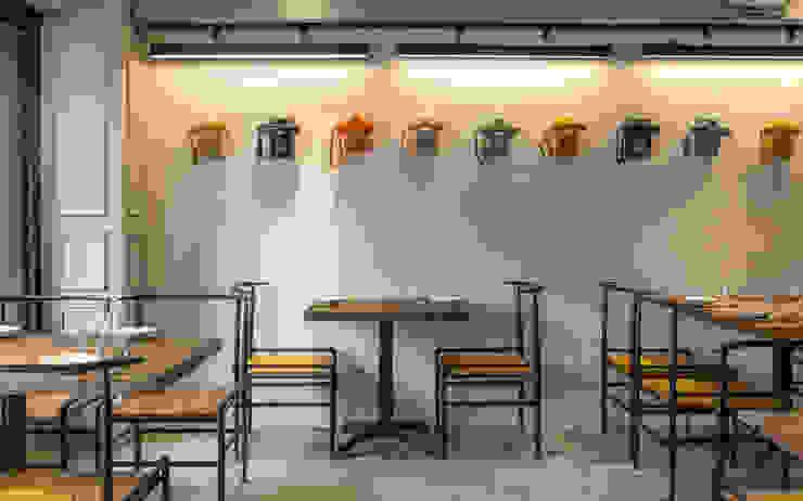 Gastronomie industrielle par 齊禾設計有限公司 Industriel