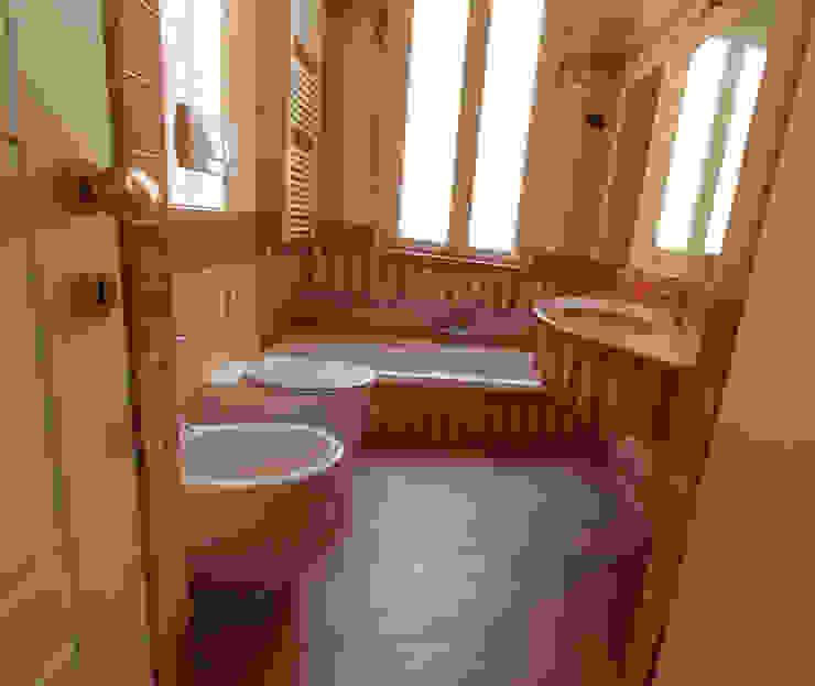 Mediterranean style bathrooms by NOS Design Mediterranean