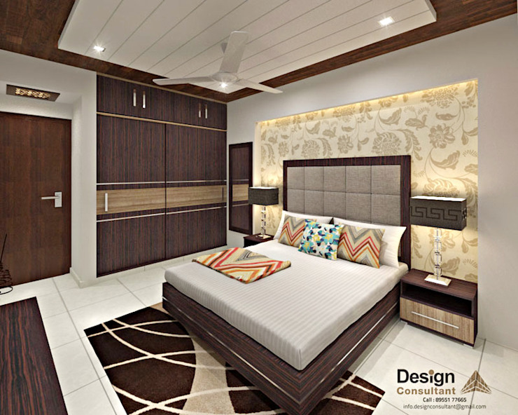 Master Bedroom by homify Asian