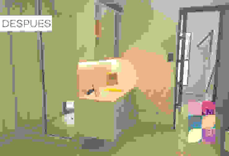 DESPUES de MCB Arquitectura - Diseño de interiores