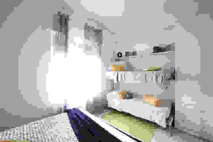 Slaapkamer door Civicocinquestudio, Mediterraan