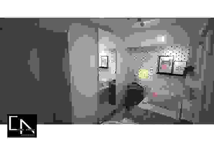 Modern style bedroom by CAIK ARRAES Arquitetura Modern