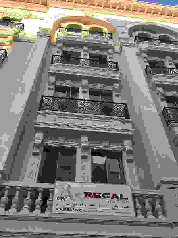 مشروع سكني – جدة من Regal decor كلاسيكي الخرسانة