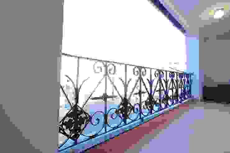 by GPA Gestión de Proyectos Arquitectónicos ]gpa[® Mediterranean Iron/Steel