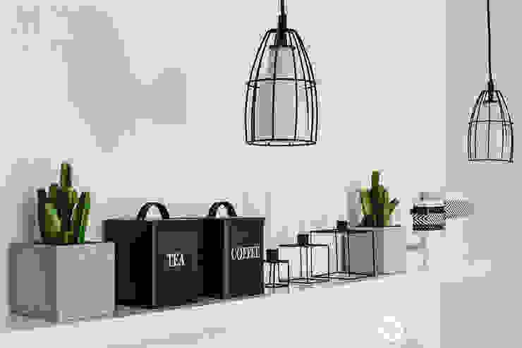 Cozinhas modernas por Michał Młynarczyk Fotograf Wnętrz Moderno