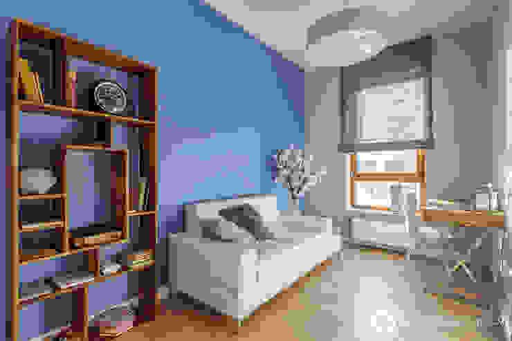 Modern style bedroom by Michał Młynarczyk Fotograf Wnętrz Modern