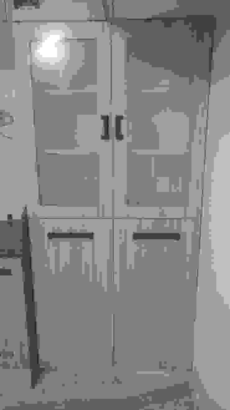 rustic  by aashita modular kitchen, Rustic