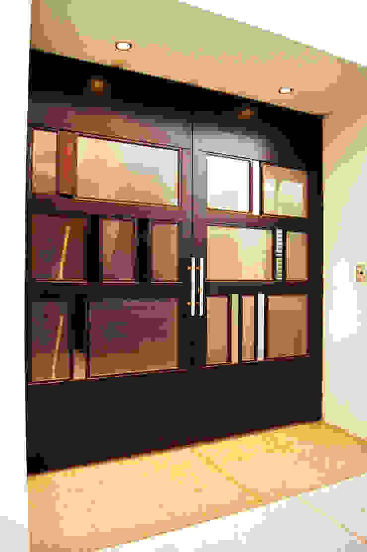 Ampliación Residencia BG Casas modernas de Arstudio Moderno Hierro/Acero