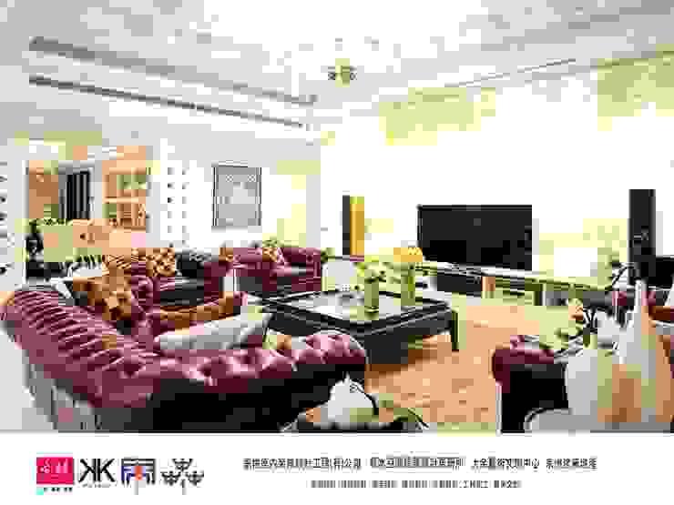 京悅設計 - 誠臻邸豪宅會所 根據 京悅室內裝修設計工程(有)公司|真水空間建築設計居研所 古典風