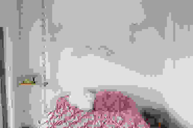 Dormitorios de estilo  de alma portuguesa,