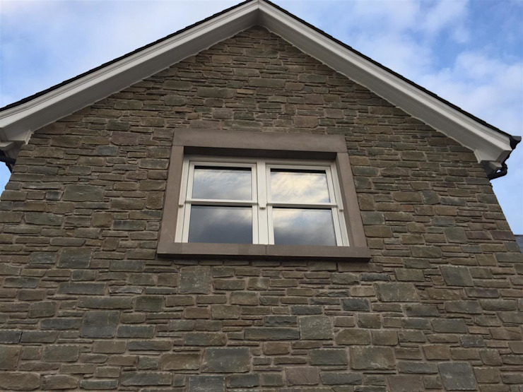 Window Casas modernas por Roundhouse Architecture Ltd Moderno