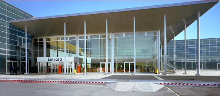 by Cotefa.ingegneri&architetti Modern