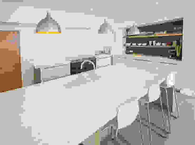 Coldwells, Alford, Aberdeenshire Roundhouse Architecture Ltd Modern kitchen