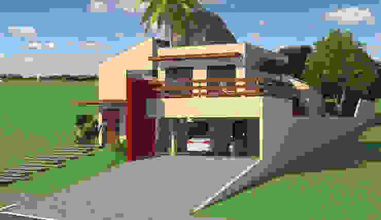 Moderne Häuser von Mais Arquitetura 34 Modern