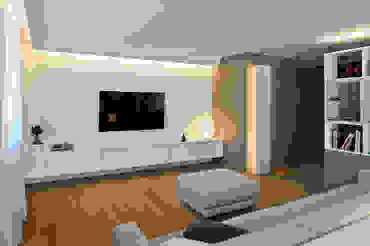 iarchitects Modern living room