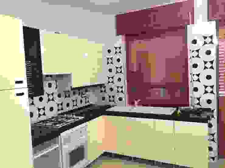 Kitchen by Studio di Progettazione e Design 'ARCHITÈ',