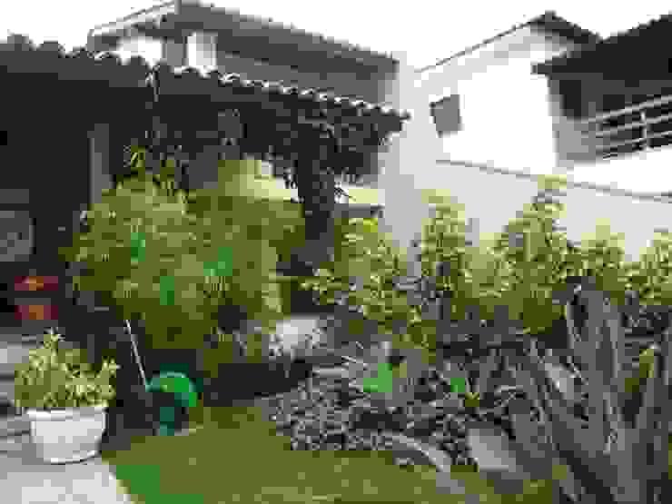 Jardin de style  par Maria Dulce arquitetura, Moderne