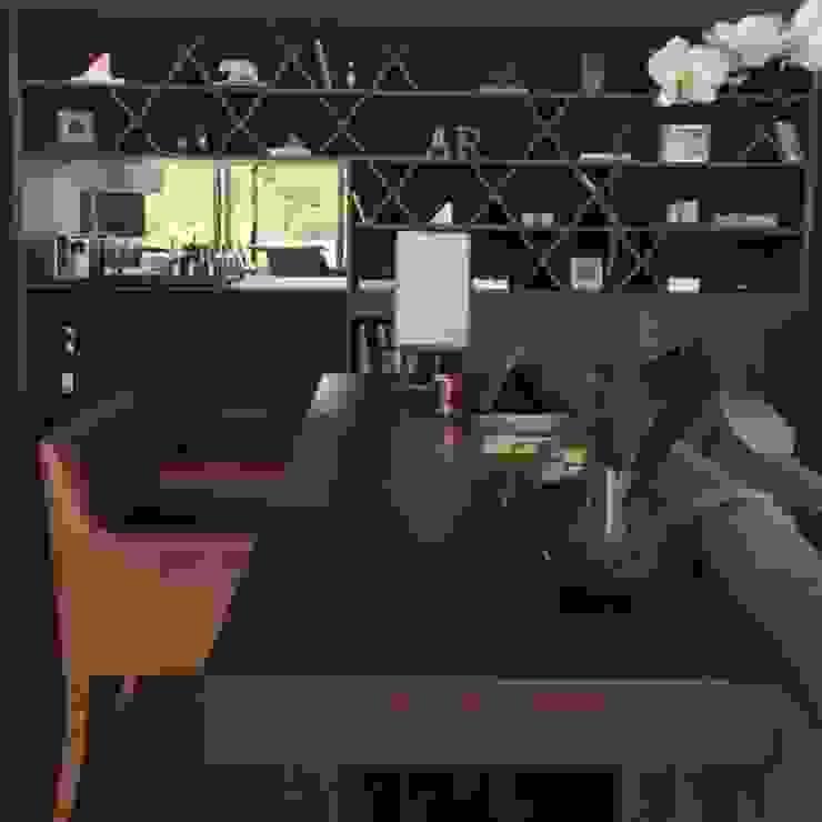 luciana zeitel & marcella libeskind arquitetura e interiores Modern living room