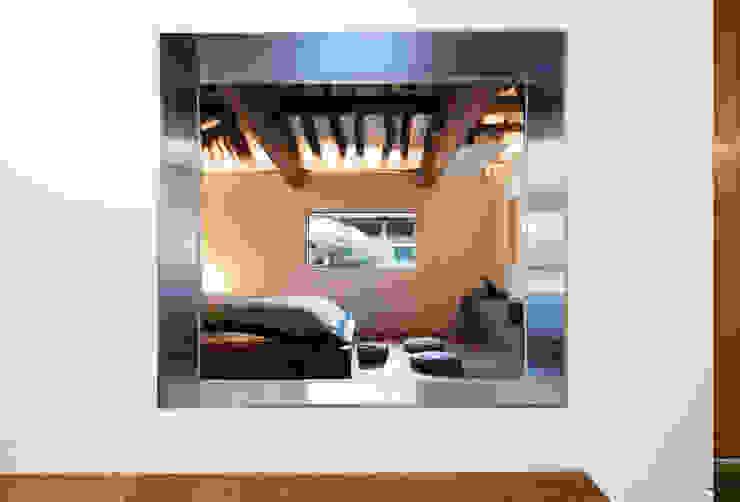 한옥에 살다 아시아스타일 침실 by Design A3 한옥