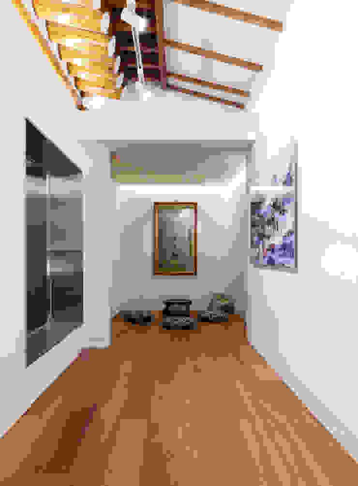 한옥에 살다 아시아스타일 드레싱 룸 by Design A3 한옥