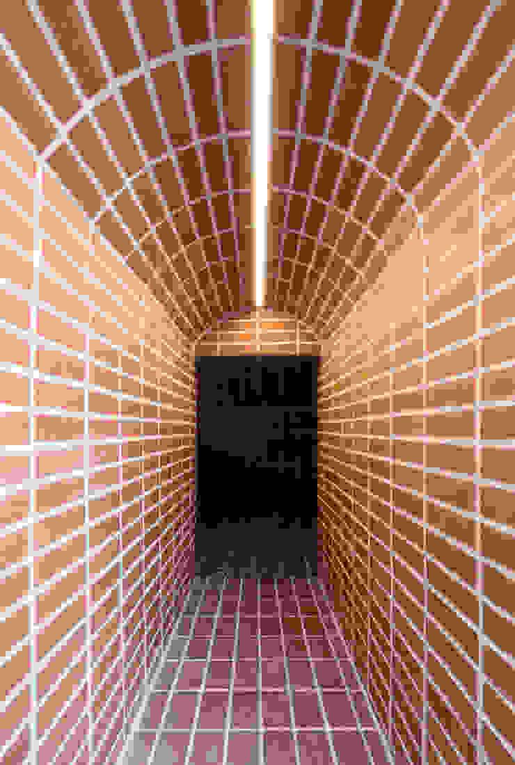한옥에 살다 아시아스타일 차고 / 창고 by Design A3 한옥 벽돌