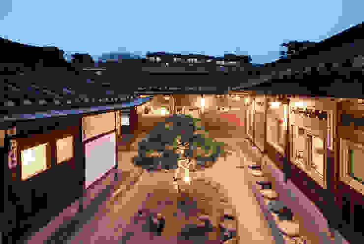 Aziatische huizen van Design A3 Aziatisch
