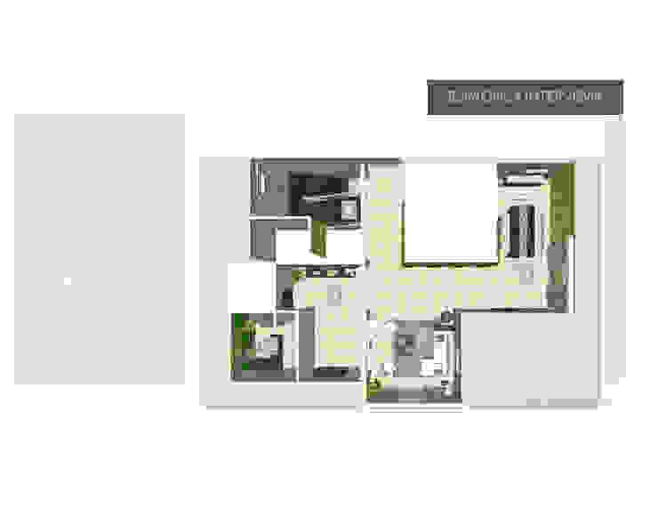 Areas a Desarrollar en PB MAS ARQUITECTURA1 - Arq. Marynes Salas Casas modernas