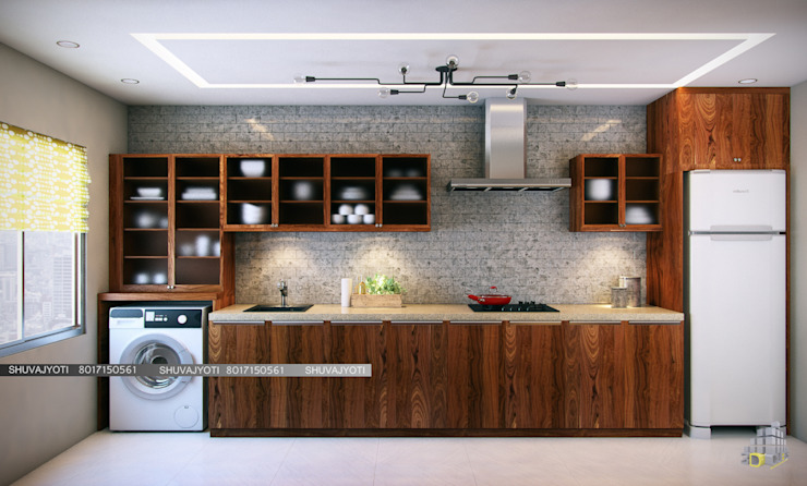 Modern kitchen by FREELANCE Modern