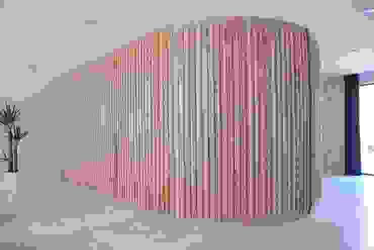 Verbouwing Woonhuis te Veghel Moderne gangen, hallen & trappenhuizen van Wessel van Geffen Architecten Modern