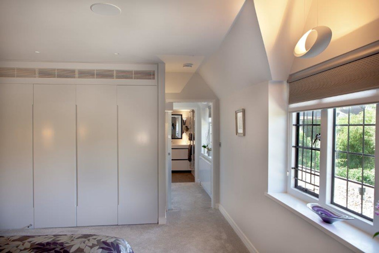 Meadway Close XUL Architecture Chambre moderne
