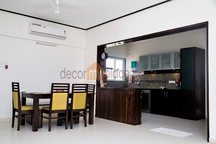DINING Modern dining room by decormyplace Modern