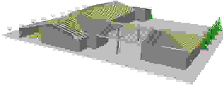 de CUTECMA Estructuras de madera Mediterráneo