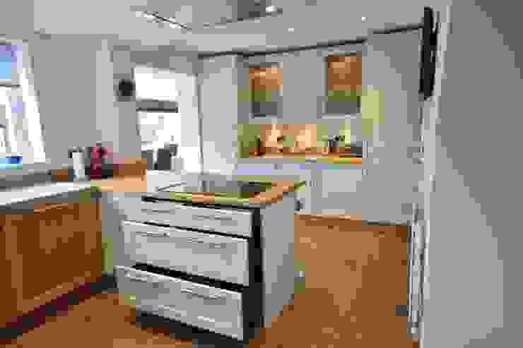 مطبخ تنفيذ Kitchencraft,