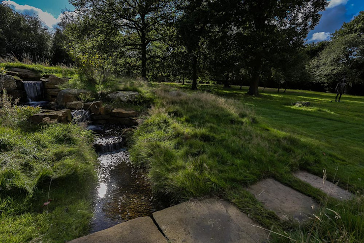 Wendover Woods by Cool Gardens Landscaping