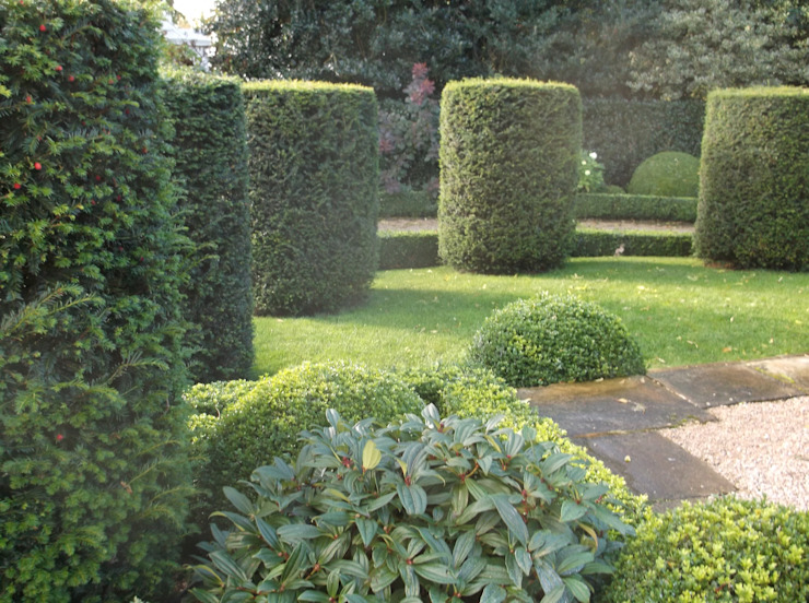A Bowdon Garden Charlesworth Design Giardino classico