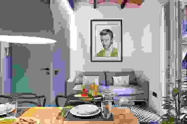 Salas de estilo mediterraneo de Egue y Seta Mediterráneo