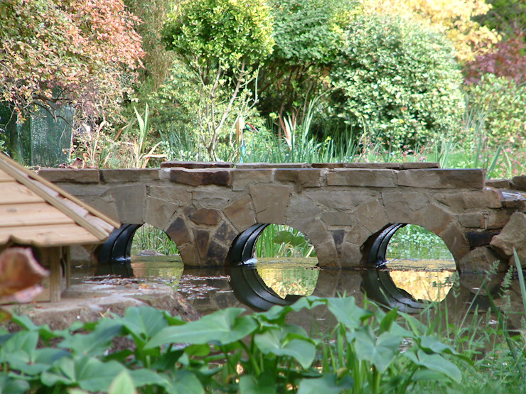 Water Gardens by Cool Gardens Landscaping
