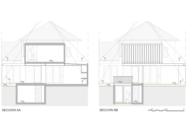 Houses by Thomas Löwenstein arquitecto