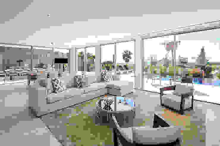 Moderne Wohnzimmer von Hi-cam Portugal Modern