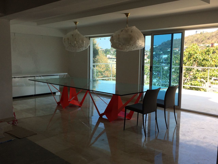 Apartamento Lomas de San Roman de THE muebles Moderno
