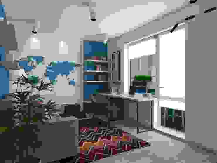 ДизайнМастер Study/office Grey