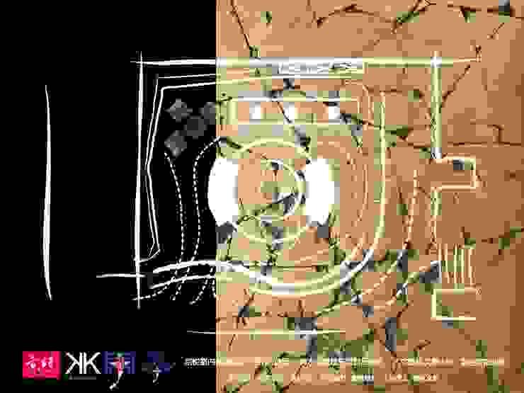 大道恆美 The Virtuous Way is Forever Beautifu l- 京悅設計 京悅室內裝修設計工程(有)公司 真水空間建築設計居研所 酒吧&夜店 竹 Wood effect