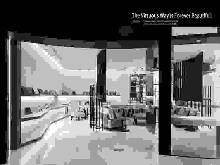 大道恆美 The Virtuous Way is Forever Beautifu l- 京悅設計 京悅室內裝修設計工程(有)公司 真水空間建築設計居研所 展覽中心 陶器 Green