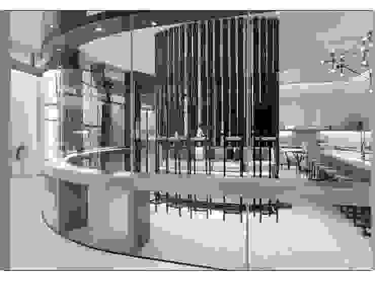 大道恆美 The Virtuous Way is Forever Beautifu l- 京悅設計 京悅室內裝修設計工程(有)公司 真水空間建築設計居研所 商業空間 銅/青銅/黃銅 White