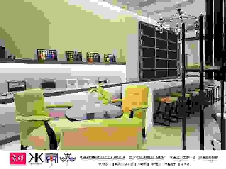 大道恆美 The Virtuous Way is Forever Beautifu l- 京悅設計 京悅室內裝修設計工程(有)公司 真水空間建築設計居研所 商業空間 玻璃 Yellow