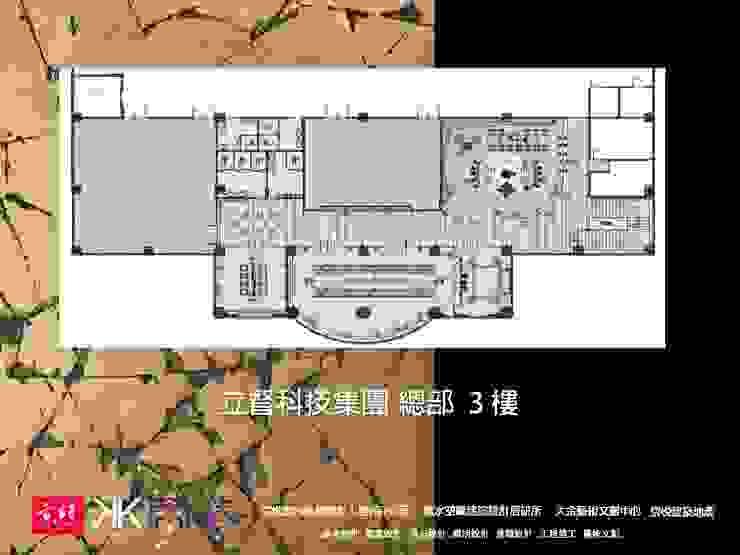 京悅設計 - 立督科技集團總部 再造 Reengineering 根據 京悅室內裝修設計工程(有)公司|真水空間建築設計居研所 簡約風 玻璃