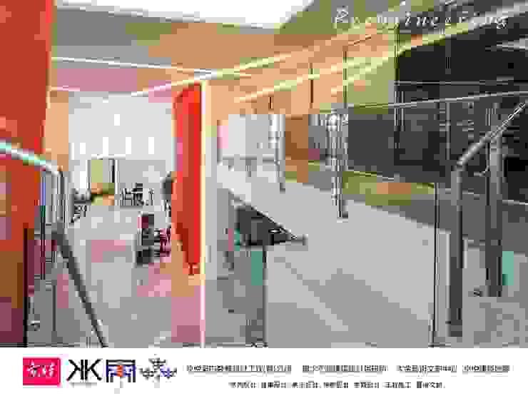 京悅設計 - 立督科技集團總部 再造 Reengineering 根據 京悅室內裝修設計工程(有)公司|真水空間建築設計居研所 簡約風 石灰岩