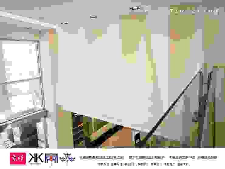 京悅設計 - 立督科技集團總部 再造 Reengineering 根據 京悅室內裝修設計工程(有)公司|真水空間建築設計居研所 簡約風 水泥