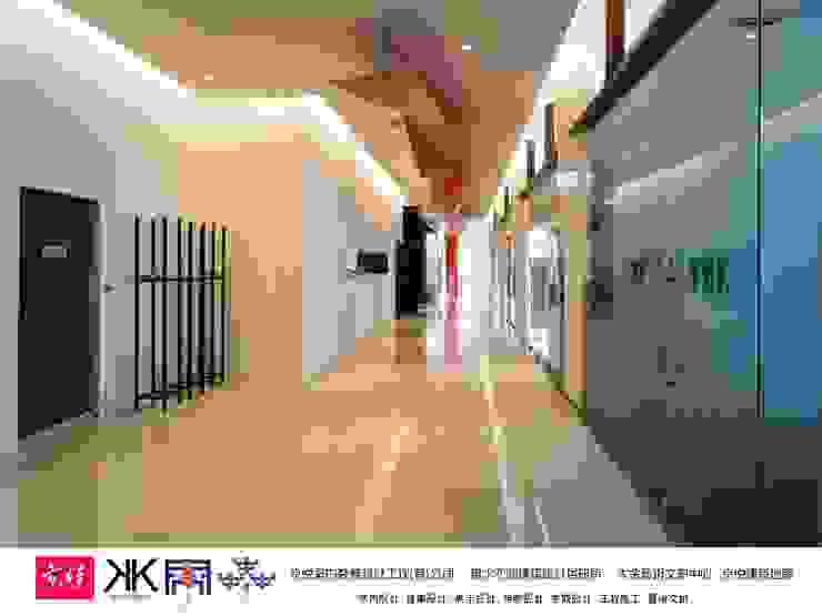 京悅設計 - 立督科技集團總部 再造 Reengineering 根據 京悅室內裝修設計工程(有)公司|真水空間建築設計居研所 簡約風 OSB